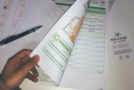 Welcome At Home - Agence Immobilière, Liège - Actualité: Documents à fournir pour la mise en vente d'une maison