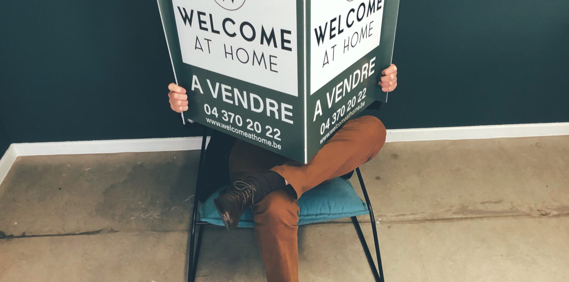 Welcome At Home, agence immobilière à Liège - A propos : vente immobilière