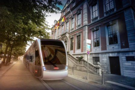 Welcome At Home - Agence Immobilière, Liège - Actualité: Le tram à Liège !