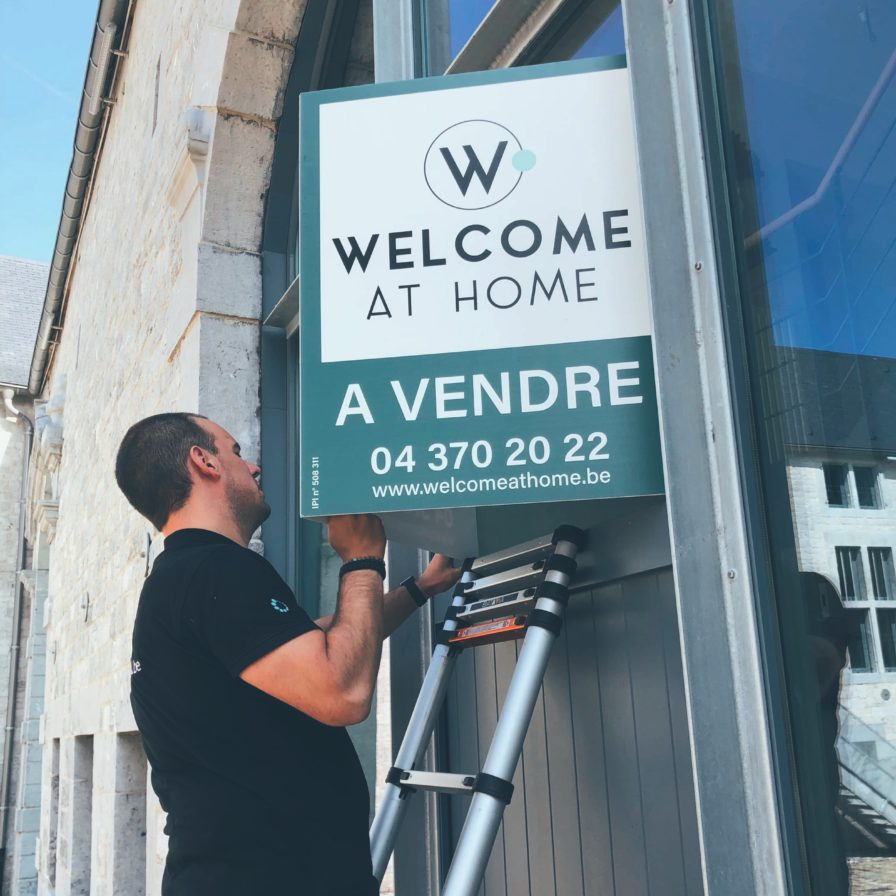 Welcome At Home - Agence immobilière, Liège - Services : vendre son bien immobilier