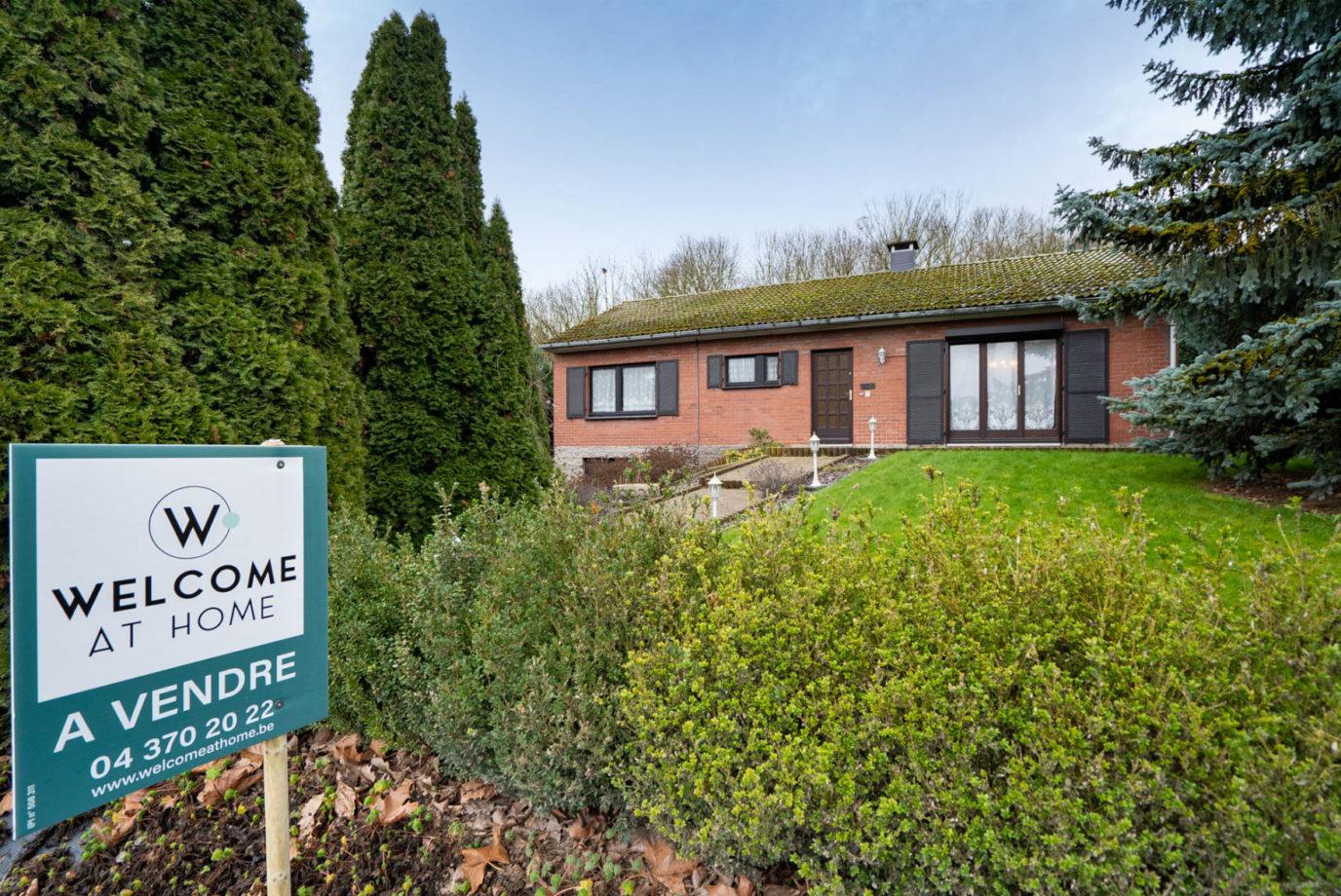 Welcome At Home - Agence immobilière à liège - Flémalle - Maison à vendre - 235 000€