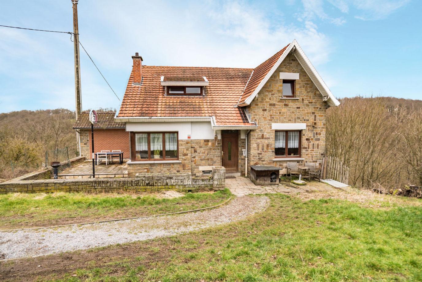Welcome At Home - Agence immobilière à liège - Esneux - Maison à vendre - 325 000€