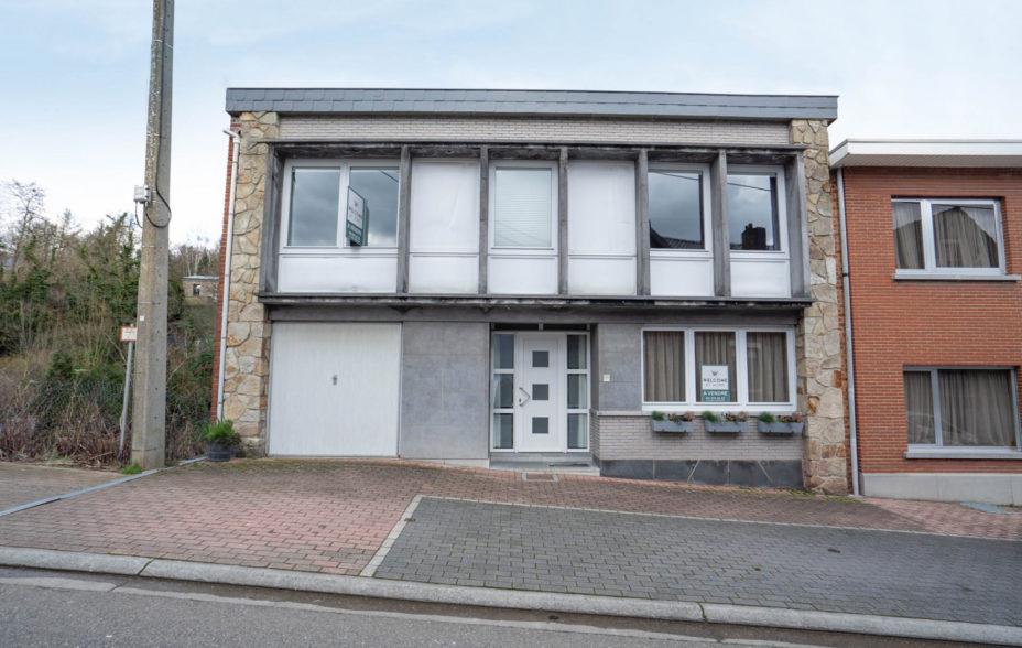 Welcome At Home - Agence immobilière à liège - Flémalle - maison à vendre - 210 000€