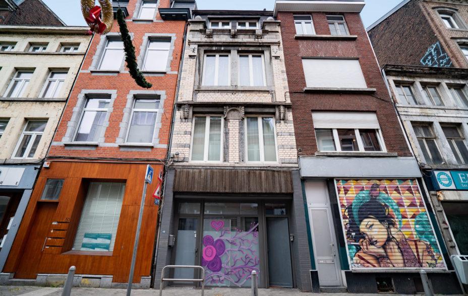 Welcome At Home - Agence immobilière à Liège - Immeuble à vendre - 450.000€